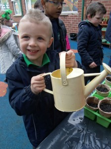 P1 and P2 Outdoor Play